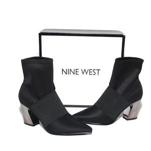 Nine West Delayna Ankle Boot Size 7M